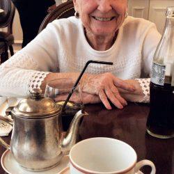 Ma Grandmére! Enjoying Paris Together
