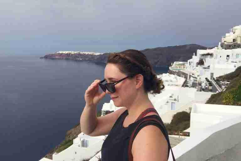Single in Santorini: Solo Travel at a Romantic Greek Getaway