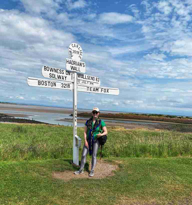 Hiking Hadrian's Wall Solo: How I Did It