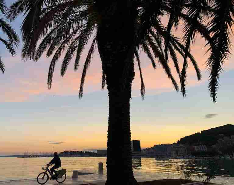 What Digital Nomad Life is Really Like in Split, Croatia