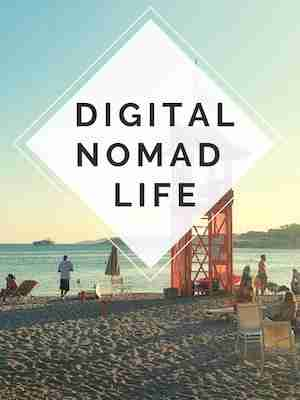 digital nomad blog category image